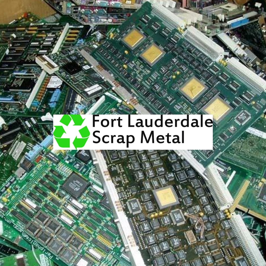 Fort Lauderdale Electronics Recycling