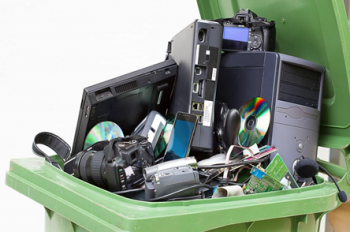 Proper Disposal of Electronic Waste