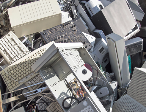 Electronic Computer Recycling